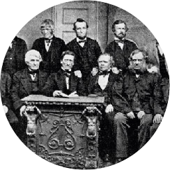 1844 – Rochdale Pioneers begin the co-operative movement.
