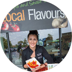2007 – Local flavours range launched.