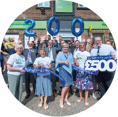 2016 – Opened our 200th store.